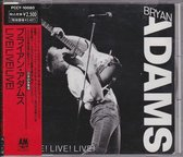 Bryan Adams - Live live live (Japanse Persing)