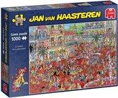 Jan van Haasteren La Tomatina puzzel - 1000 stukjes