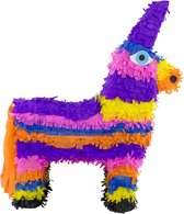 Pinata gekleurde ezel