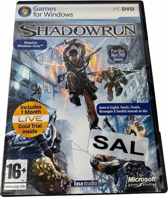 Shadowrun – Windows