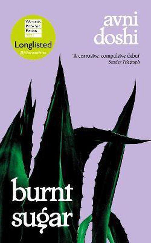 Boek cover Burnt Sugar van Avni Doshi