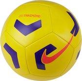 Nike Voetbal - geel/paars/roze