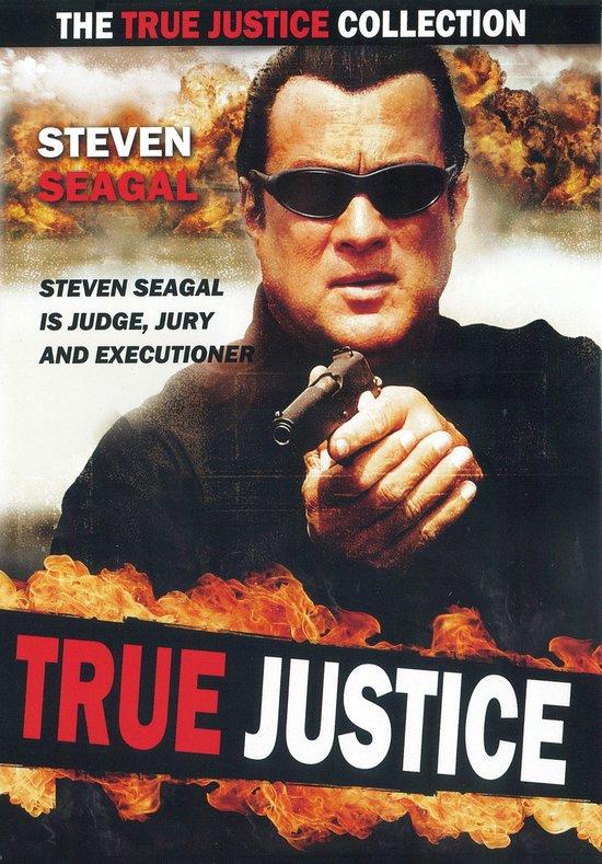 Cover van de film 'The True Justice Collection'