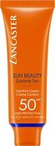 Lancaster Sun Beauty Comfort Touch Face Cream SPF50 Zonnebrand - 50 ml