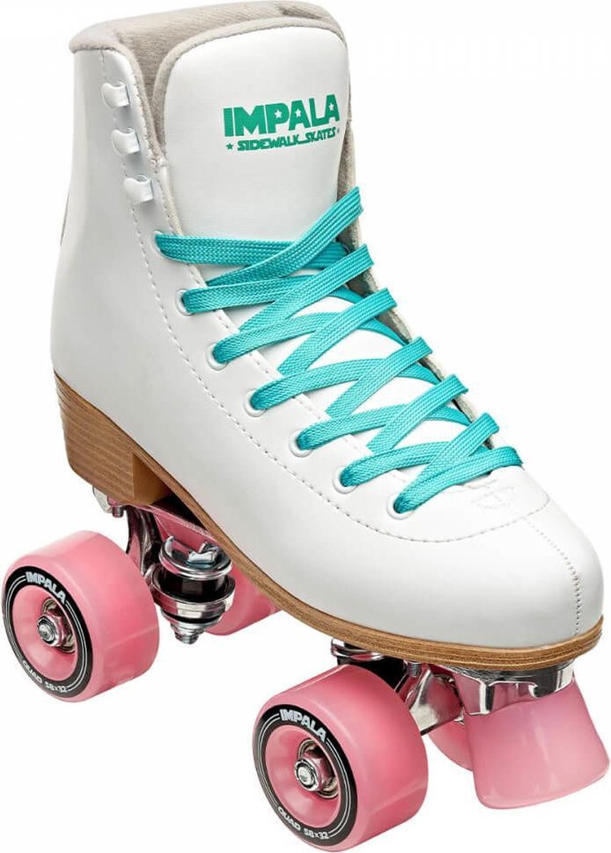 Impala Rollerskates shaka diverse > rollerskates Quad Skate - White 38