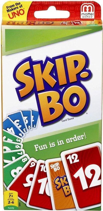 Afbeelding van het spel Uno Skipbo