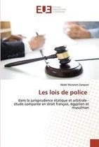 Les lois de police