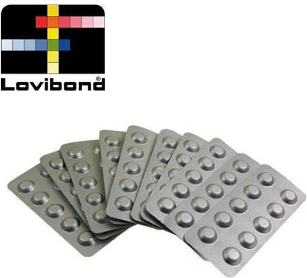 Testtabletten totaal chloor (DPD3), 100 stuks (Lovibond)