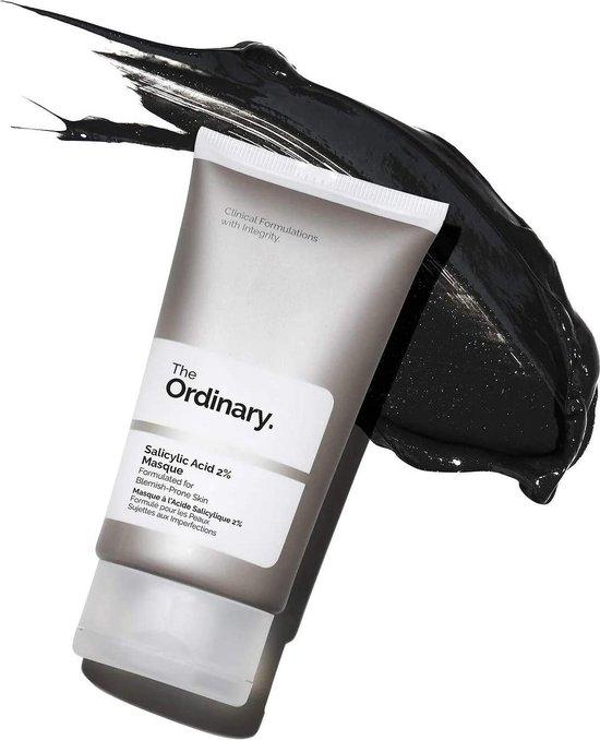 The Ordinary Salicylic Acid Exfoliating Masque Masker 50ML - The Ordinary - Natural Moisturizing Factors + HA - 30ML -  hydraterende dag- en nachtcrème - verzorging
