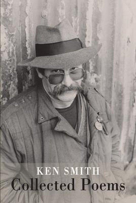 Boek cover Collected Poems van Ken Smith (Paperback)