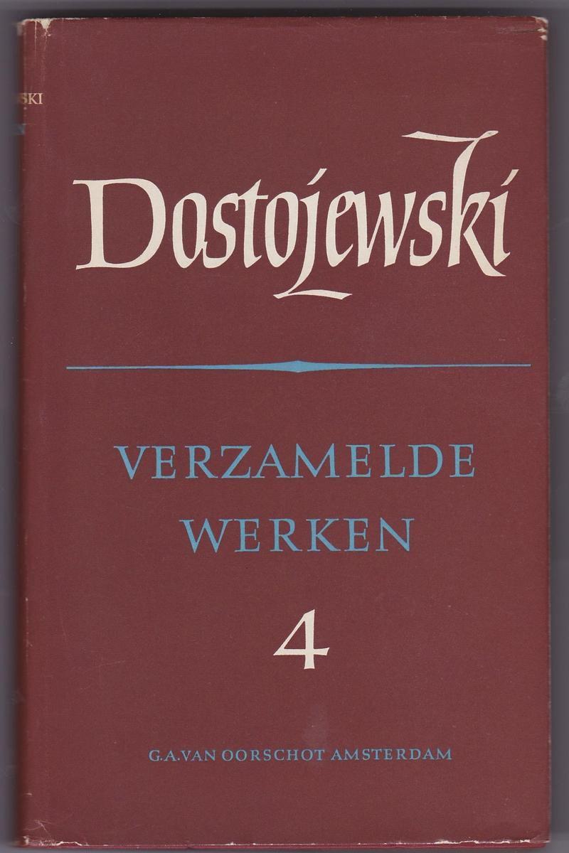 Russische Bibliotheek - Verzamelde werken 4 zes romans