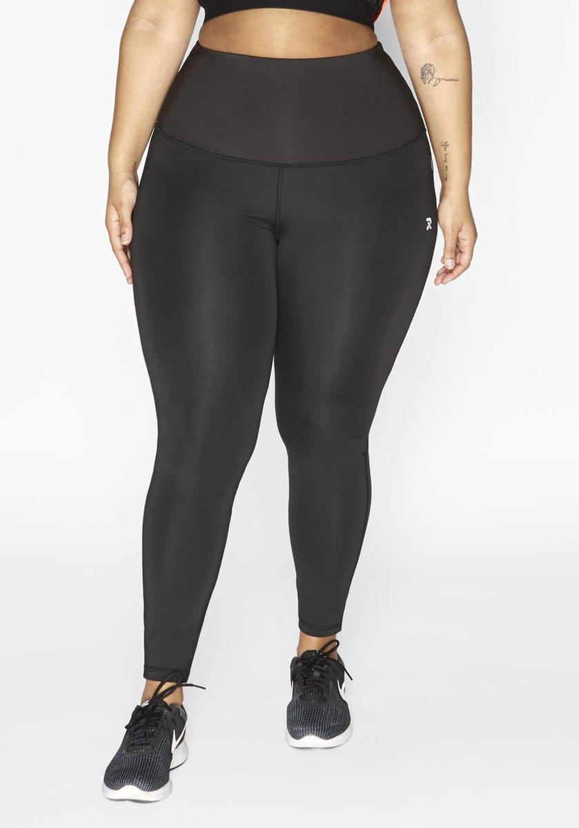 Redmax sportlegging dames - high waist - duurzaam - grote maten - maat 44/46