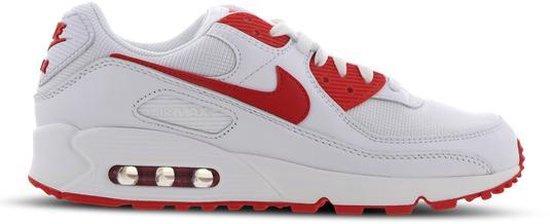 Nike Air Max 90 (Hyper-Red) - Maat 43