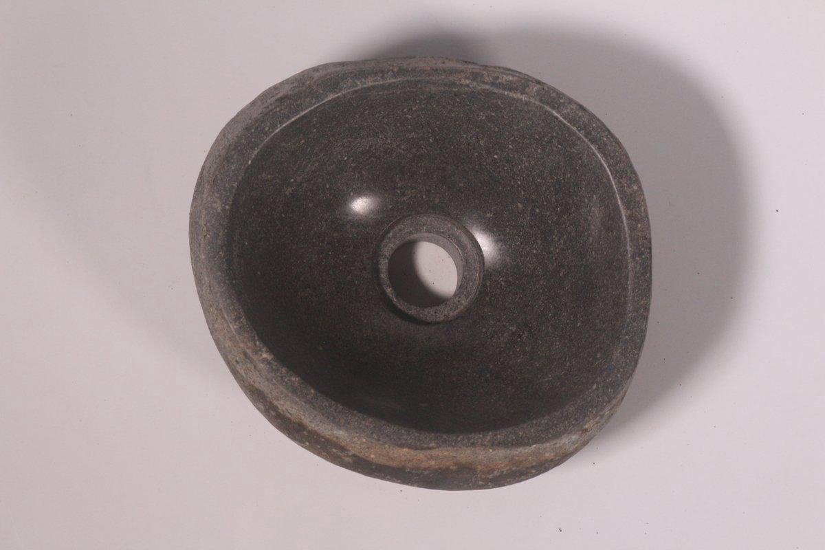 Natuurstenen waskom | DEVI-W21-283 | 25x23x12