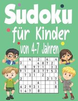 Sudoku fur Kinder von 4-7 Jahren
