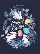Happy Easter!: Easter Activity Book For Kids Easter Book for Kids Under 9