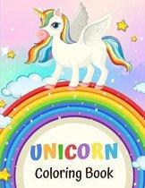 Unicorn Coloring Book