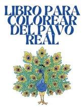 Libro para Colorear del Pavo Real