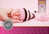 Geboorteset baby meisje 2020