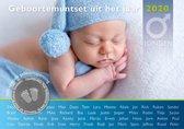 Geboorteset baby jongen 2020
