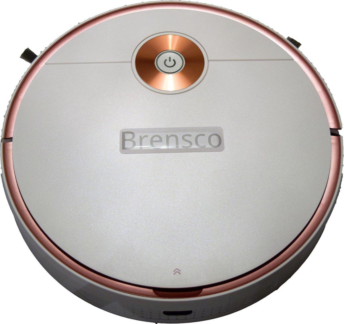 Brensco BR6 - Robotstofzuiger met dweilfunctie