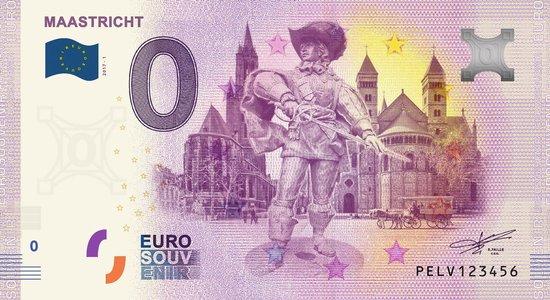 Afbeelding van het spel 0 Euro Biljet 2017 - Maastricht