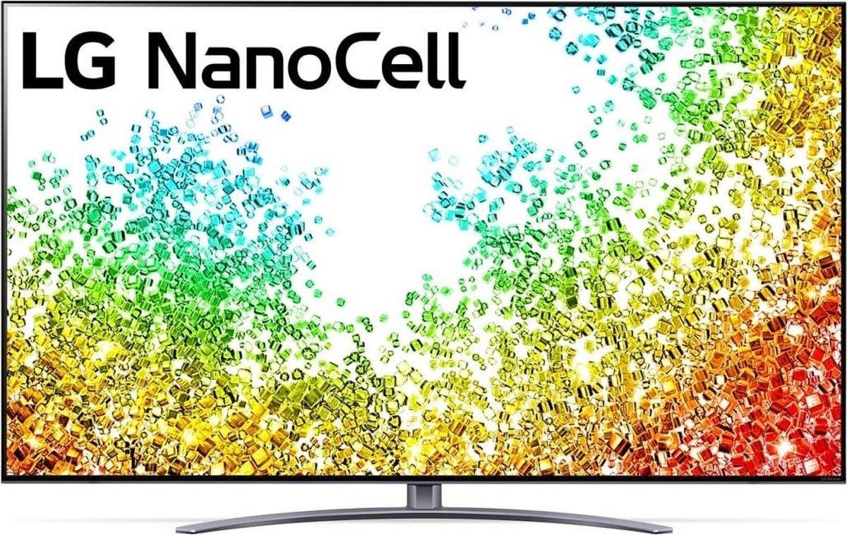 LG 55NANO966PA – 55 inch –  8K NanoCell – 2021