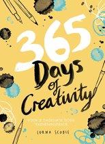 Kosmos Boek - 365 days of creativity Lorna Scobie