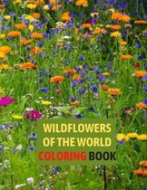 Wildflowers of the World Coloring Book