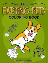 The Farting Pets Coloring Book