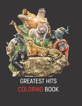 Greatest Hits Coloring Book