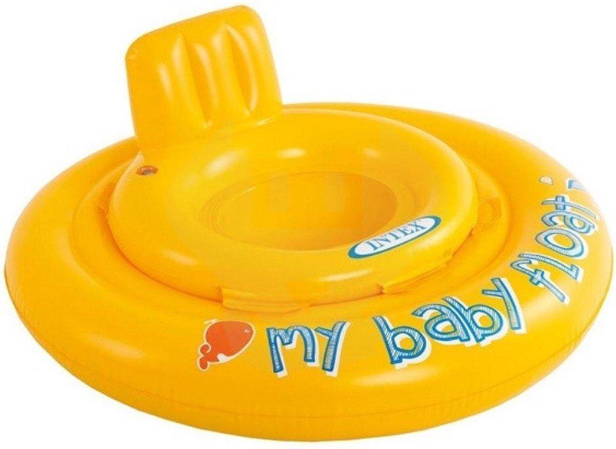 Intex Baby - Zwemband - Float - Geel - Zwemmen