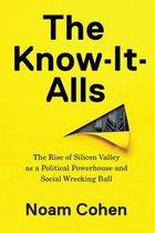 Boek cover The Know-It-Alls van Noam Cohen