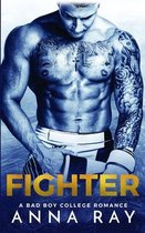Fighter: A Bad Boy College Romance