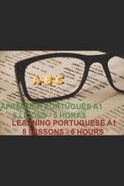 Aprender Portugues A1 5 Licoes - 5 Horas