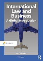 Boek cover International Law and Business van Bart Wernaart (Paperback)