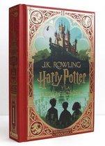 Harry Potter y la piedra filosofal (Ed. Minalima) / Harry Potter and the Sorcerer's Stone