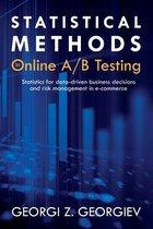 Statistical Methods in Online A/B Testing