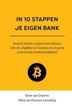 10 stappen boekenserie  -   In 10 stappen in je eigen bank