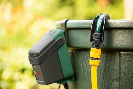 Bosch GardenPump 18 accu regentonpomp - Met accu en lader