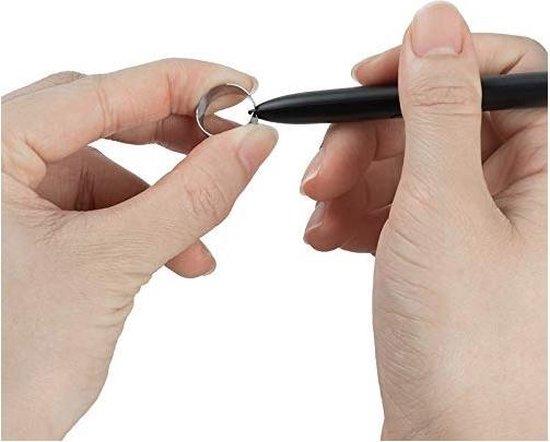 Extra Stylus punten voor je  Wacom Stylus Pen - Zwart