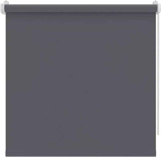 Decosol rolgordijn mini verduisterend - 42x160 cm - antraciet