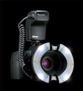 Nissin MF18 Ring Flash Canon - Zwart