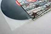 Binnenhoezen voor 12 inch Langspeelplaten 30.6x30.5cm (100 stuks)