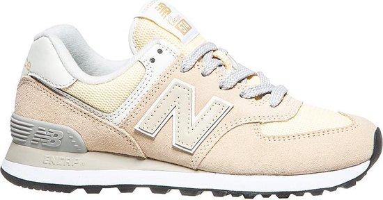 New Balance - Dames Sneakers WL574CRA - Beige - Maat 36 1/2