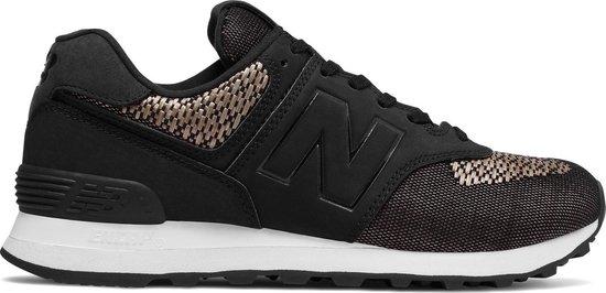 bol.com   New Balance - Dames Sneakers WL574FAA - Zwart ...