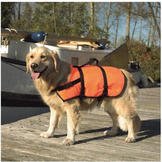 Beeztees - Veiligheidsvest/zwemvest - Hond - LG - 23-41 kg