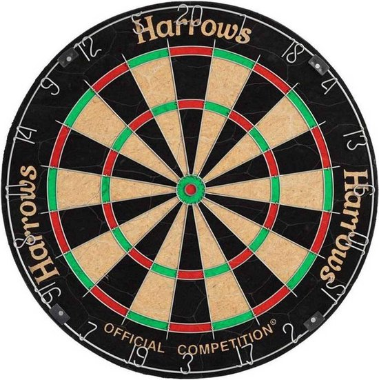 Harrows Dartbord Official Competition