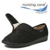 Nursing Care Marao Zwart Pantoffel Uniseks