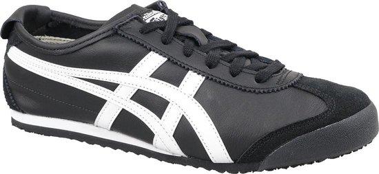 Onitsuka Tiger Mexico 66 DL408-9001, Unisex, Zwart, Sneakers maat: 40,5 EU